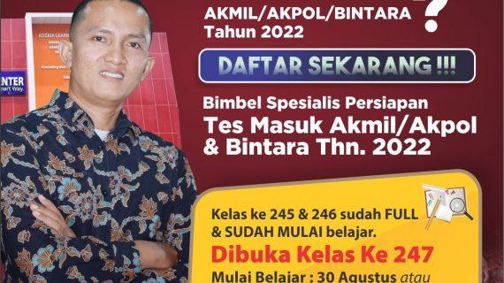 Bimbel Kedinasan di Padang